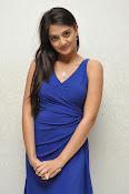 Nikitha Narayan glam pics in blue-thumbnail-11