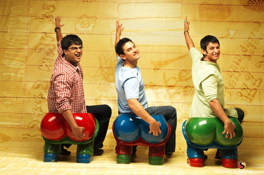Entertainment World: Aamir khan 3 idiots