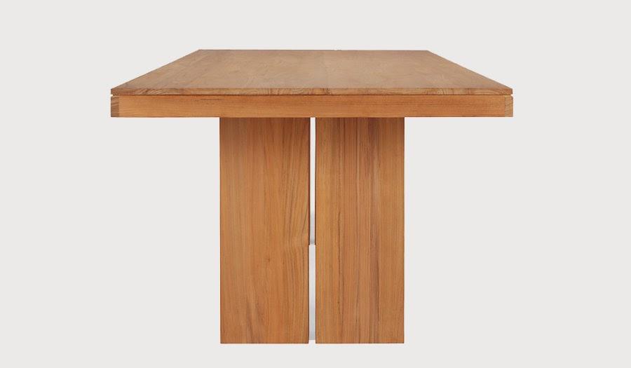 Meja Kayu Dining Table