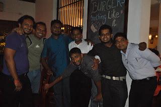meet sri lankan friends