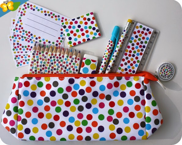 kit cadeau petit Écrivain par anna's shop