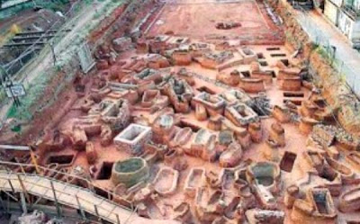archaeology excavation