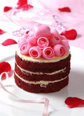 sweet velvet valentine
