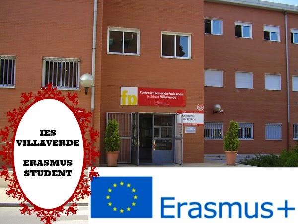 IES VILLAVERDE ERASMUS STUDENT