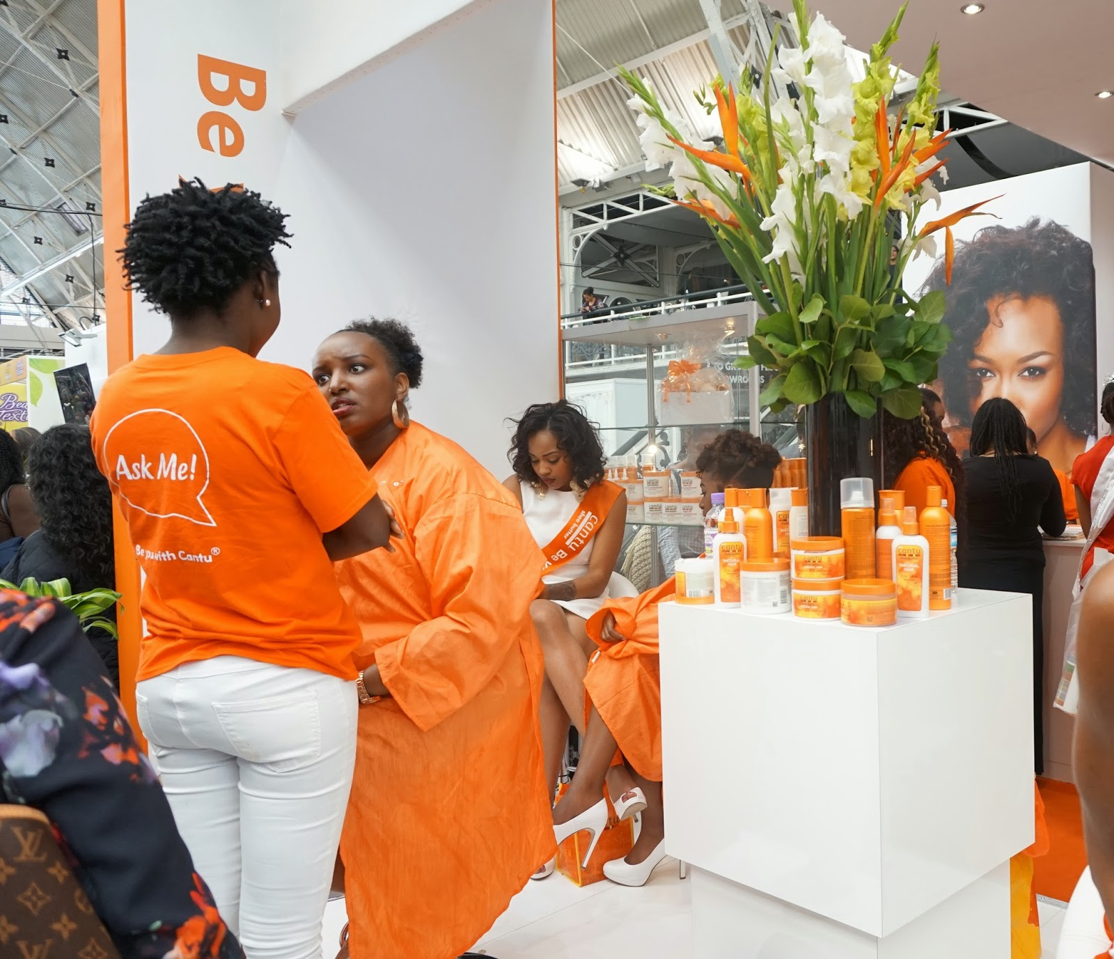 @AfrohairShow 2015 Review