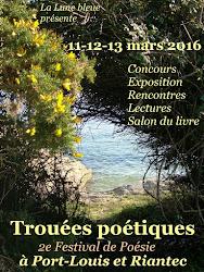 Festival Trouées poétiques 2