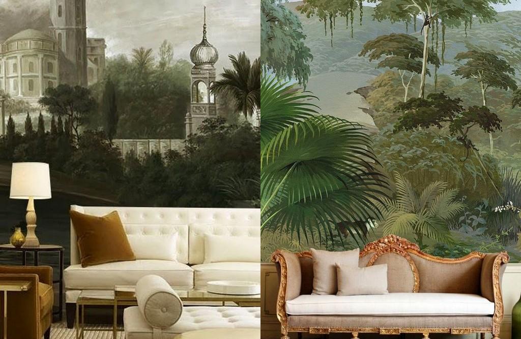 Parete Verde Camera Da Letto. Affordable Idee Per Dipingere Casa ...