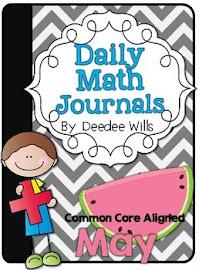 Daily Math Journals