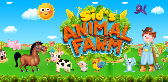 kids farm game