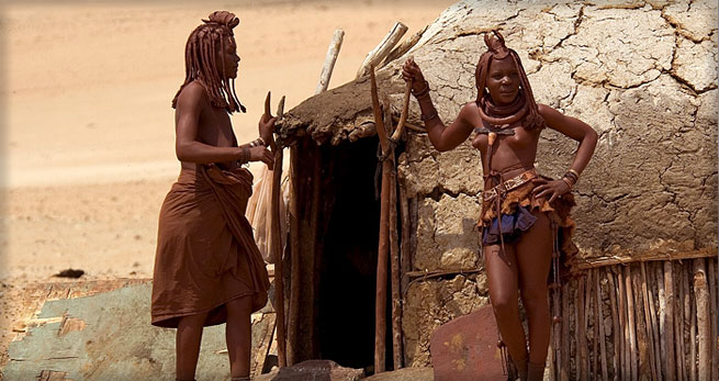 Сексуальные отношения в племени