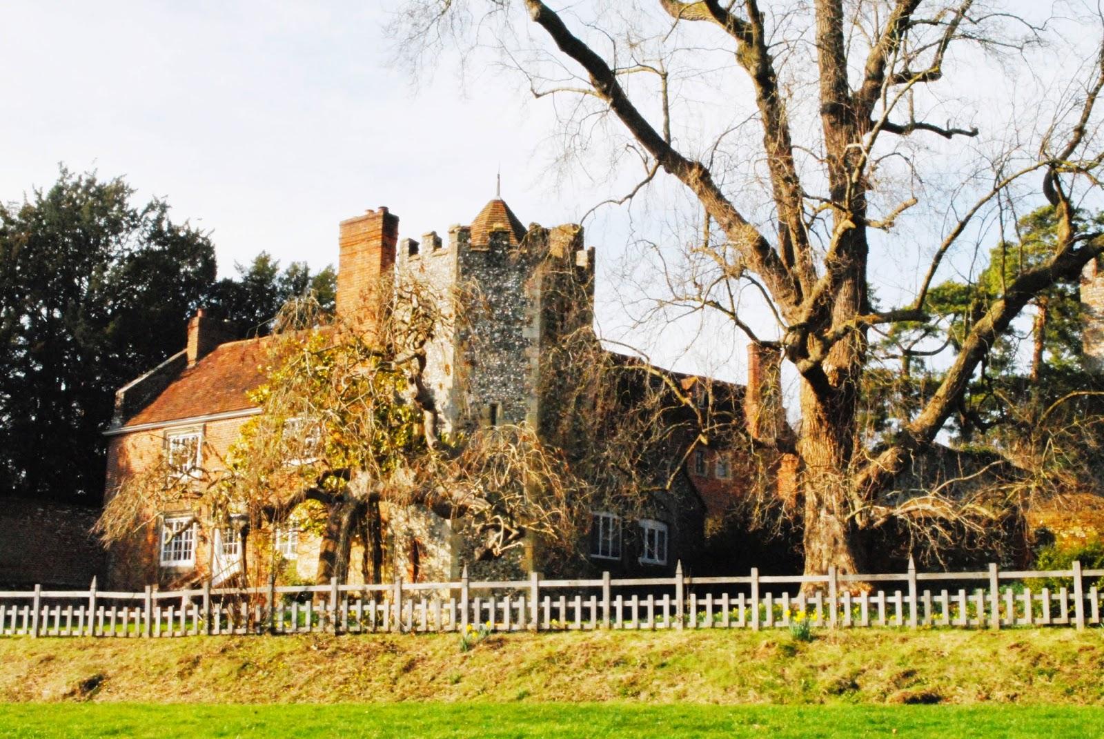 Greys Court National Trust