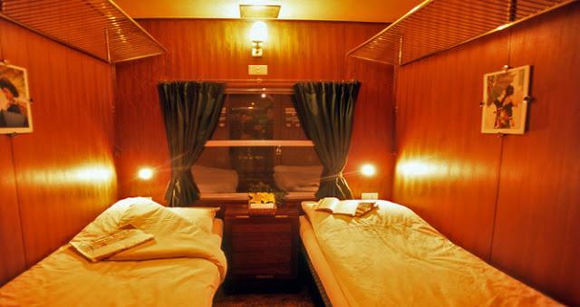 Cabin Vip Victoria train