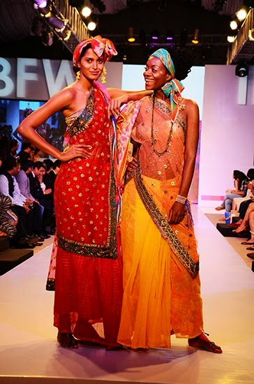 Top 2015 Tips and Trends for Indian Beach Weddings | Anupama Dayal Collection at India Beach Fashion Week