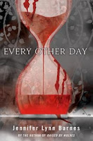 book cover of Every Other Day by Jennifer Lynn Barnes