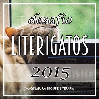 Desafio: Literigatos 2015
