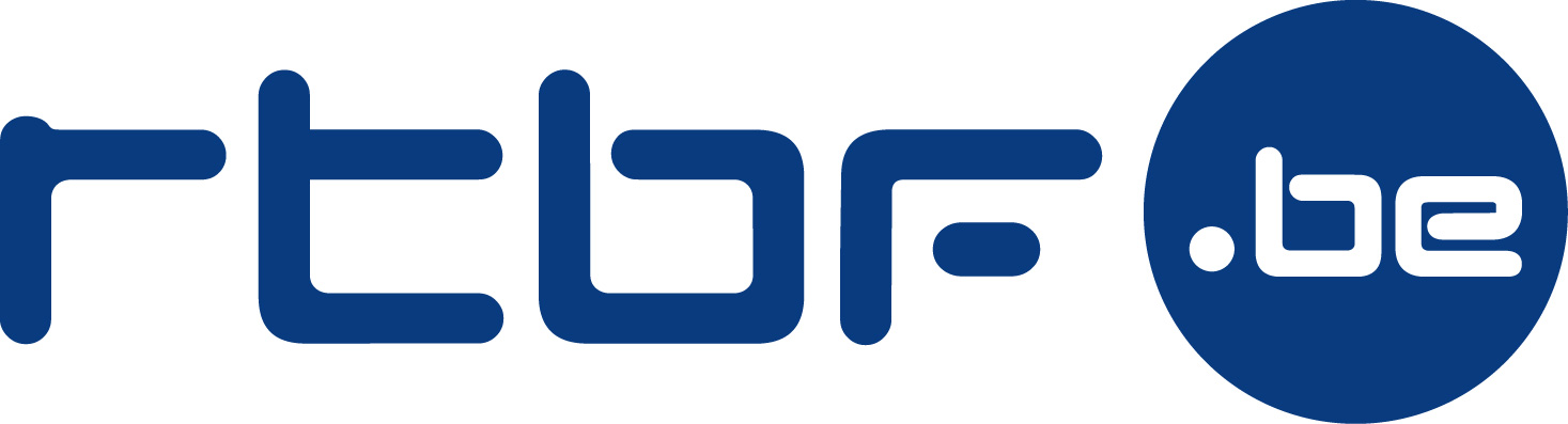 RTBF.be's logo.