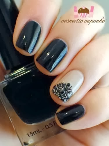 Black nails designs ideas nail designs