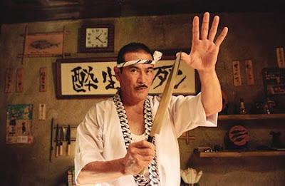Sonny Chiba as Hattori Hanzo Kill Bill