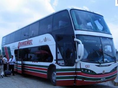 Transporte Terrestre en Cuenca Ecuador
