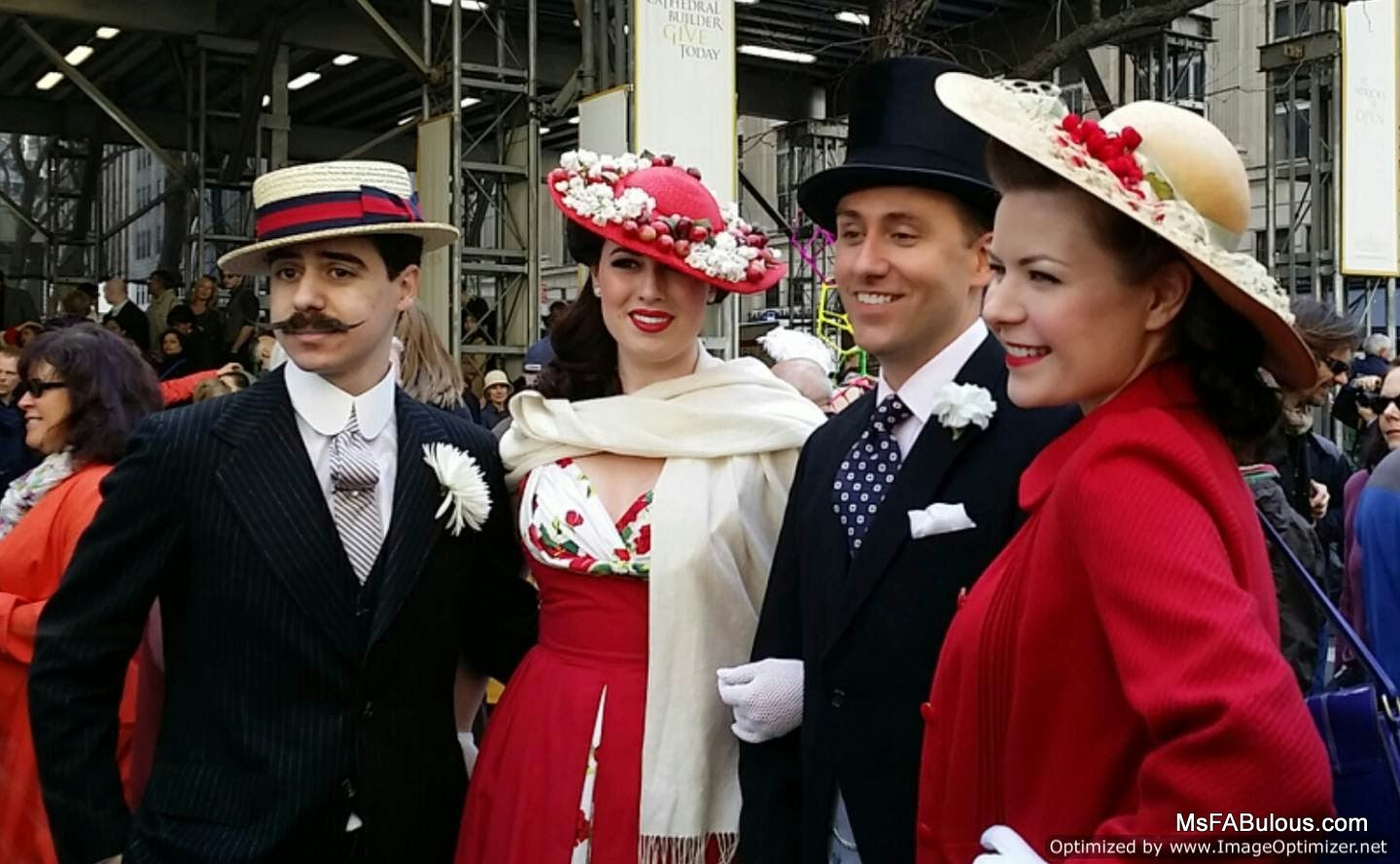 easter parade 2014