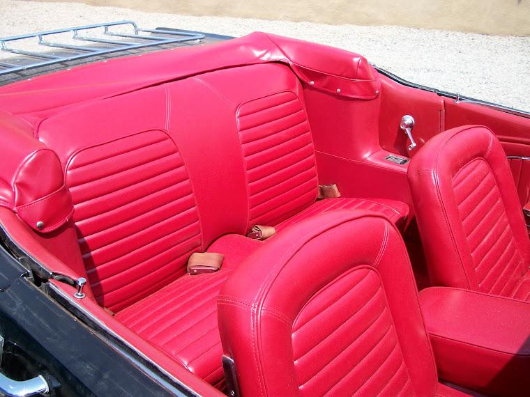 68 Mustang Renovation