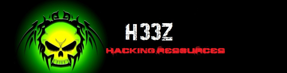 h33z - hacking resources