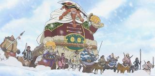 Brownbeard dan anak buahnya mangacomzone