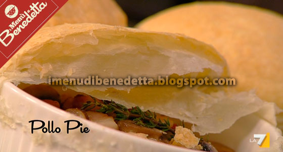 Pollo Pie di Benedetta Parodi