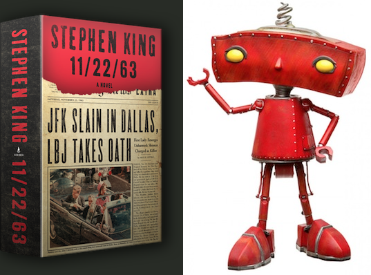 11/22/63 - Hulu orders time-travel series from Stephen King and JJ Abrams