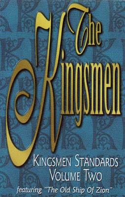 The Kingsmen Quartet-Kingsmen Standard-Vol 2-