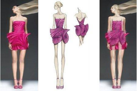 Disenoonly dise o de modas for Dibujos de disenos de moda