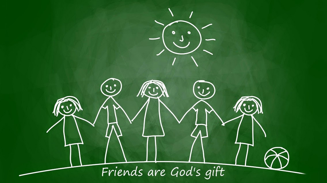 The ultimate Answer to the question When is Friendship Day 2014