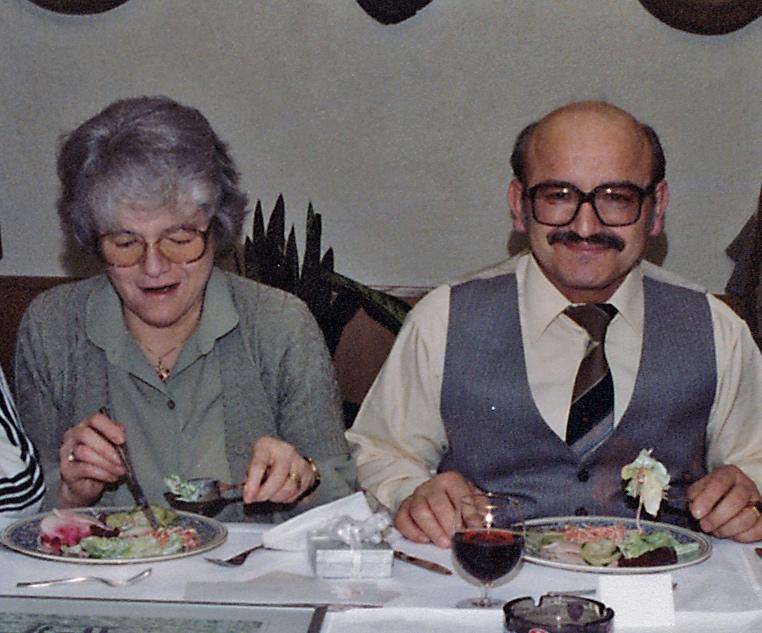 ALLORA NOZZE D'ARGENTO 24 GENNAIO 1982