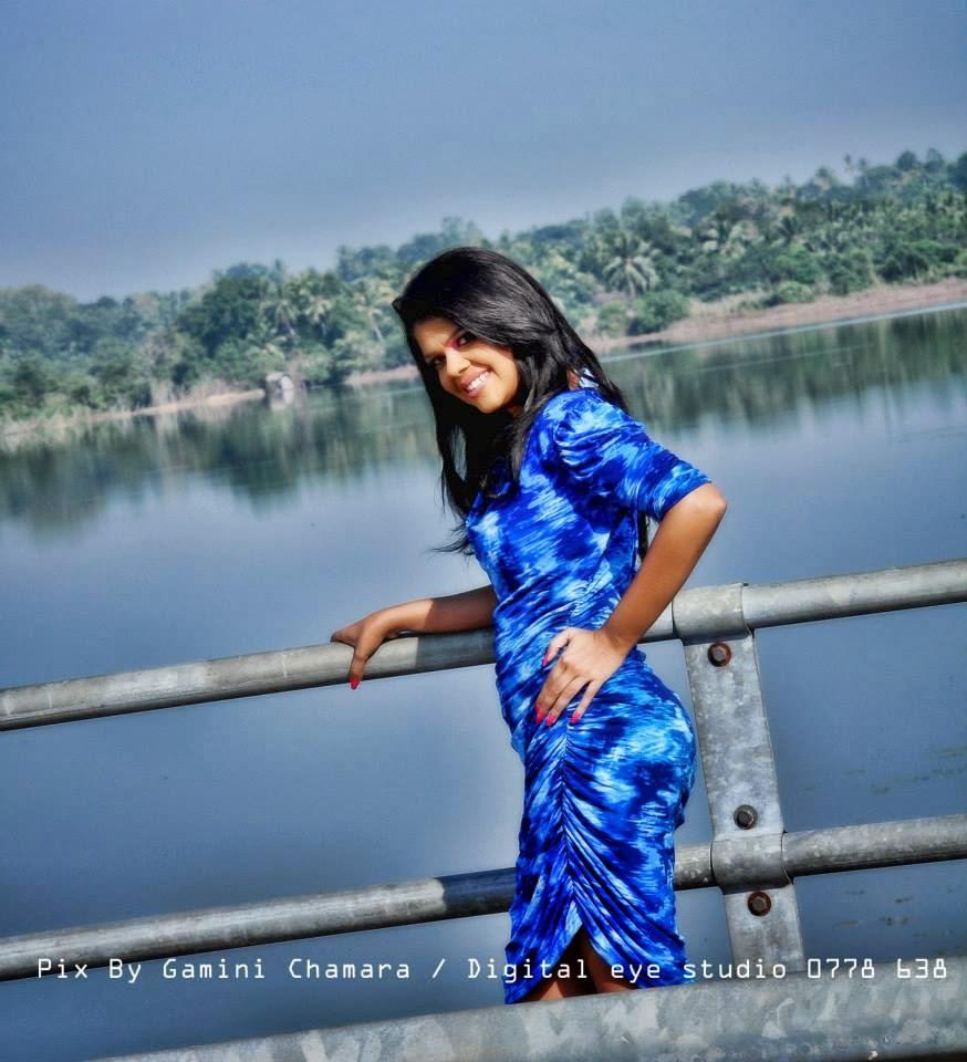 Pabasara Kariyawasam latest blue