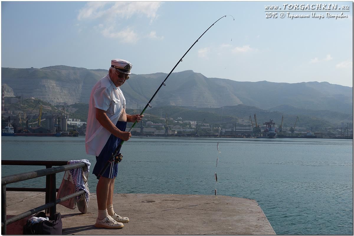 новороссийск рыбная ловля