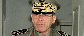 Le Général des Trois armée, Rachid Ammar
