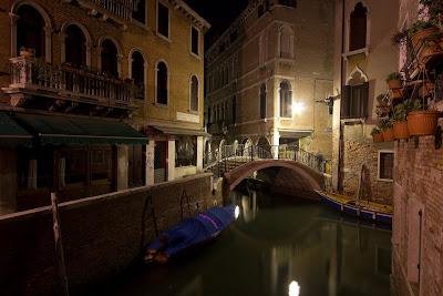 Venezia_Ponte del Piovan o Del Volto