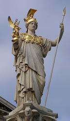 Θεα Αθηνα Κοινοβουλειου Βιεννης