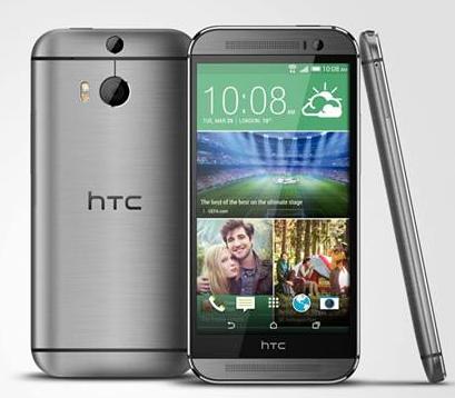 سعر جوال HTC One M8 فى اخر عروض مكتبة جرير