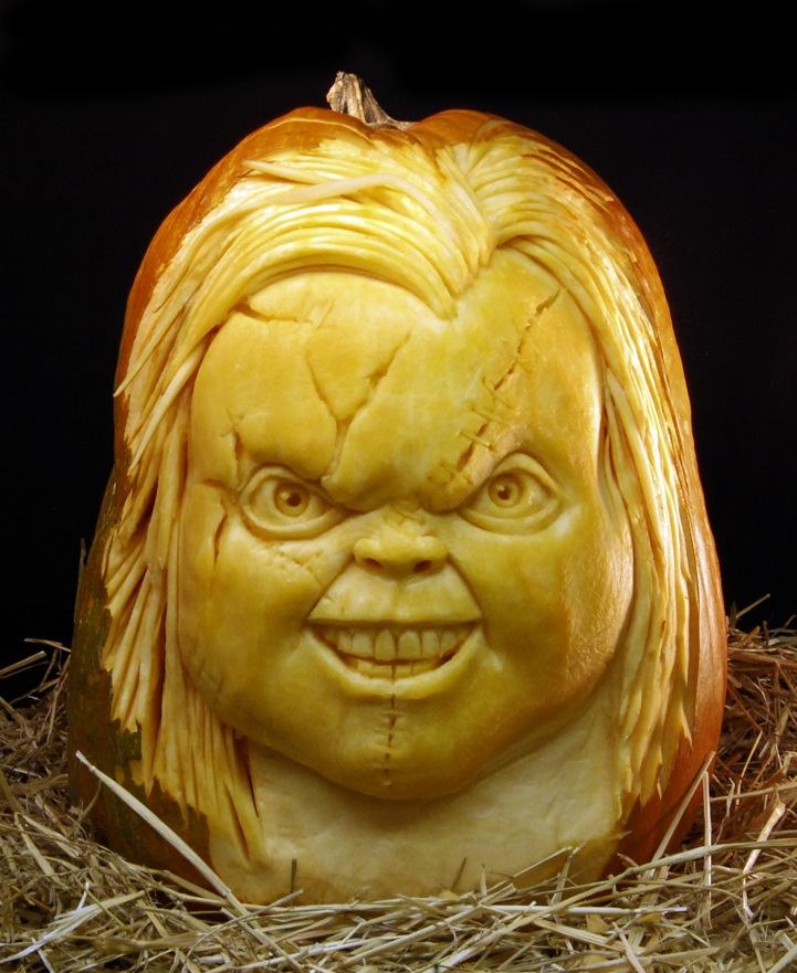 Most expressive pumpkin faces ever crazy cool