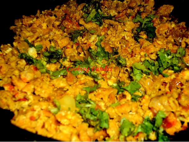 Cooking fundas soya egg bhurji method thecheapjerseys Image collections