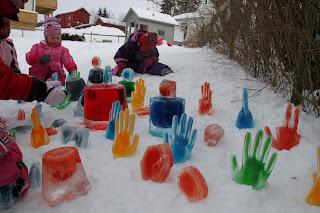 Lek med ball i barnehagen