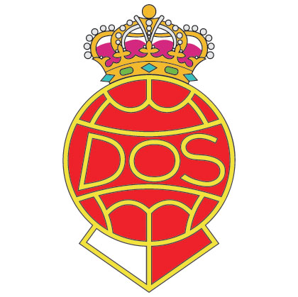 Logo Klub Sepakbola DOS Utrecht Liga Belanda