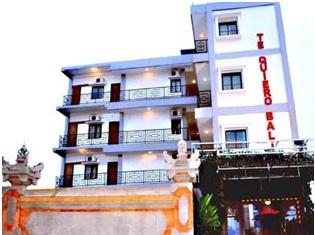 Te Quiero Bali Hotel Adalah Yang Beralamatkan Di Jl Bandara Ngurah Rai Baru No 1 Tuban Indonesia 80361 Ini Menawarkan Akomodasi