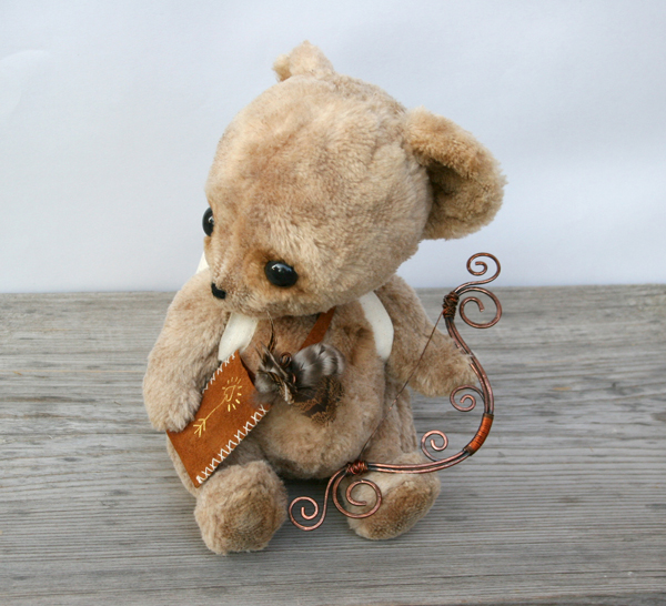 art teddy Cupid
