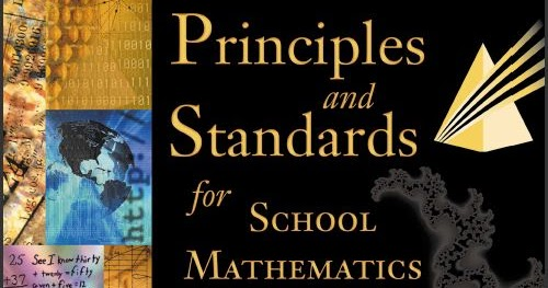 a review of the principles and standards for school mathematics Principles and standards for school mathematics: a guide for mathematicians joan ferrini-mundy 868 n otices of the ams v olume 47, number 8 in april 2000 the national.
