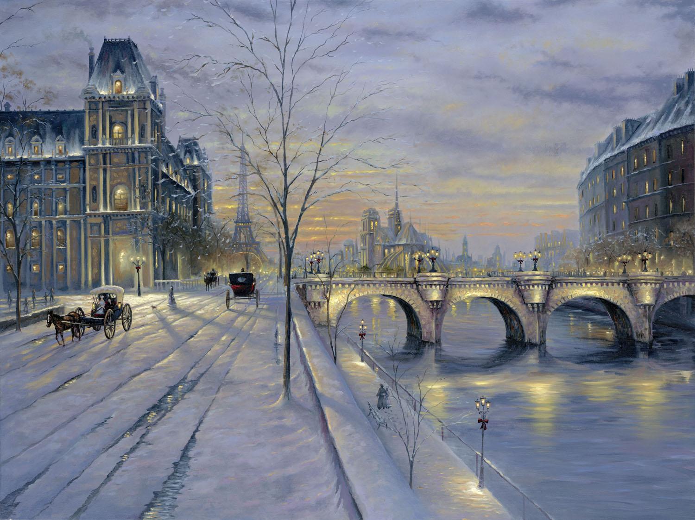 france winter