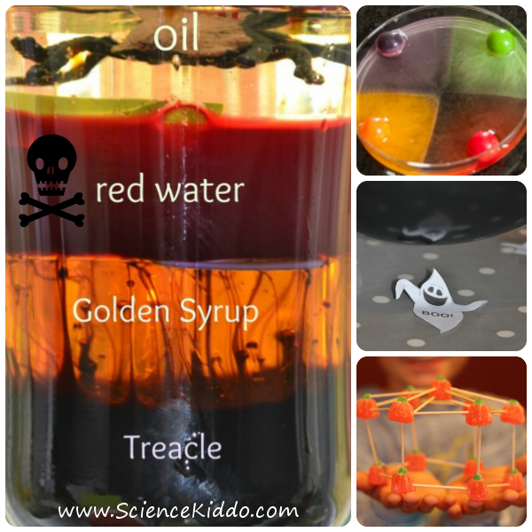 12 Haunted Science Experiments For Kids