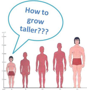 Ways to Grow Height