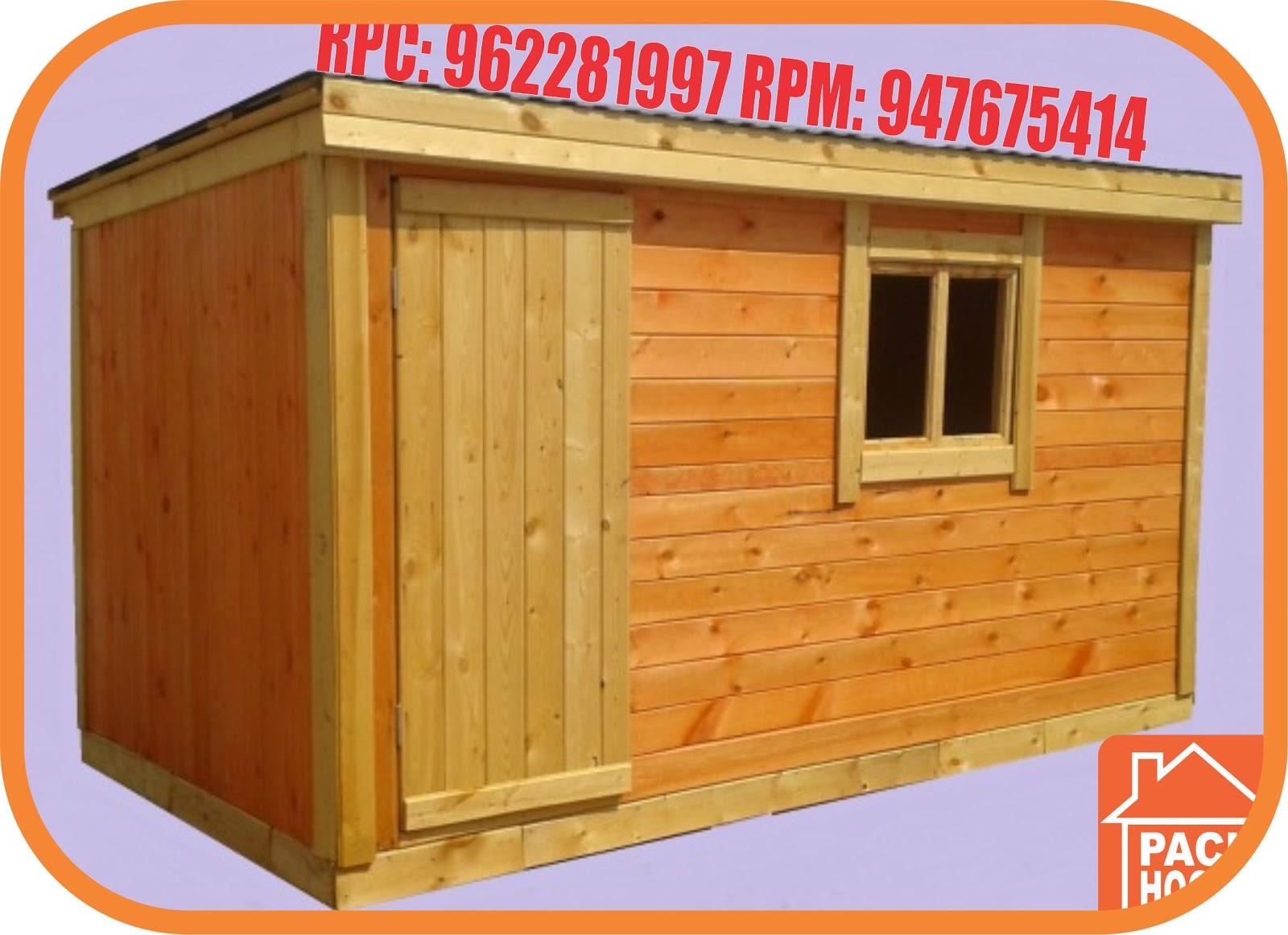 Cuartos habitaciones prefabricadas para la azotea for Habitaciones prefabricadas precios